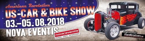 American Revolution Us Car Bike Meeting Am Nova Events 2018