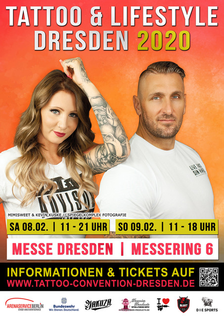 Tattoo LifestyleDresden 2020 Dresden