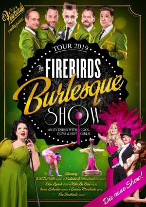 07032019 Firebirds Bourlesque Show Täubchenthal
